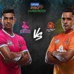 Dream11 Team JAI vs PUN Pro Kabaddi League 2019 - Kabaddi Prediction Tips For Today's PKL Match 107 Jaipur Pink Panthers vs Puneri Paltan at Sawai Mansingh Stadium, Jaipur