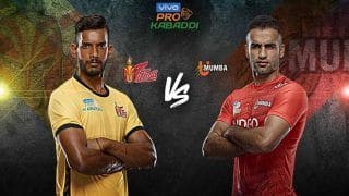 Dream11 Team HYD vs MUM Pro Kabaddi League 2019 - Kabaddi Prediction Tips For Today's PKL Match 87 Telugu Titans vs U Mumba at Netaji Subhash Chandra Bose Indoor Stadium, Kolkata