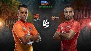 Dream11 Team PUN vs MUM Pro Kabaddi League 2019 - Kabaddi Prediction Tips For Today's PKL Match 75 Puneri Paltan vs U Mumba at Sree Kanteerava Stadium, Bengaluru