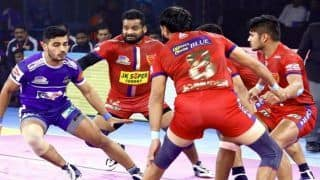 Dream11 Team DEL vs TAM Pro Kabaddi League 2019 - Kabaddi Prediction Tips For Today's PKL Match 80 Dabang Delhi KC vs Tamil Thalaivas at Netaji Subhash Chandra Bose Indoor Stadium, Kolkata