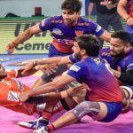 Dream11 Team HYD vs DEL Pro Kabaddi League 2019 - Kabaddi Prediction Tips For Today's PKL Match 94 Dabang Delhi vs Telugu Titans at Shree Shiv Chhatrapati Wrestling Hall