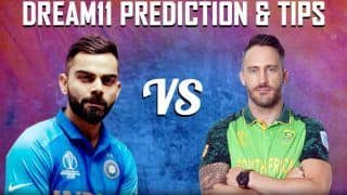 Dream11 Team Ind vs SA 2nd T20: Best Pick for Captain and Vice Captain, Cricket Prediction Tips For Today's T20I Match 2nd between India vs South Africa at Mohali