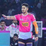 Dream11 Team JAI vs HYD Pro Kabaddi League 2019 - Kabaddi Prediction Tips For Today's PKL Match 110 Jaipur Pink Panthers vs Telugu Titans at Sawai Mansingh Stadium, Jaipur