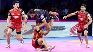 Dream11 Team MUM vs TAM Pro Kabaddi League 2019 - Kabaddi Prediction Tips For Today's PKL Match 116 U Mumba vs Tamil Thalaivas at Tau Devilal Sports Complex, Panchkula