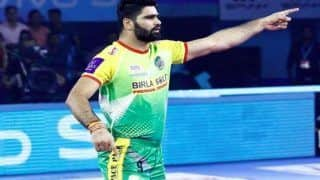 Dream11 Team PAT vs HAR Pro Kabaddi League 2019 - Kabaddi Prediction Tips For Today's PKL Match 104 Patna Pirates vs Haryana Steelers at Sawai Mansingh Stadium, Jaipur