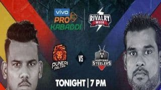 Dream11 Team PUN vs HAR Pro Kabaddi League 2019 - Kabaddi Prediction Tips For Today's PKL Match 71 Puneri Paltan vs Haryana Steelers at Sree Kantereeva Stadium, Bengaluru