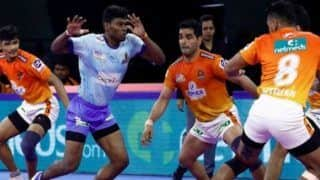 Dream11 Team PUN vs TAM Pro Kabaddi League 2019 - Kabaddi Prediction Tips For Today's PKL Match 96 Puneri Paltan vs Tamil Thalaivas at Shree Shiv Chhatrapati Wrestling Hall