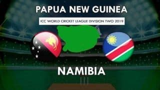 Dream11 Team Papua New Guinea vs Namibia ICC Men's Cricket World Cup League 2 2019 - Cricket Prediction Tips For Today's 1st T20I Match PNG vs NAM at Lauderhill