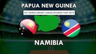 Papua New Guinea vs Namibia Match 5 Dream11 Team Prediction & Tips