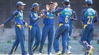 Dream11 Team Prediction Sri Lanka Under-19s vs Nigeria Under-19s Plate Quarter-Final 1: Captain And Vice Captain For Today ICC Under-19 Cricket World Cup 2020 SL-U19 vs NIG U-19 at North-West University No 2 Ground in Potchefstroom 1:30 PM IST January 27