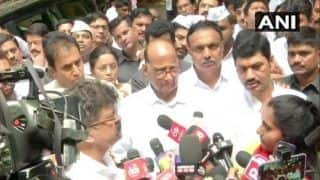 Sharad Pawar Won't Visit ED, Says Cops Urged Him Not to go Over 'Law And Order'