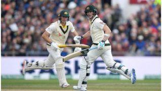 ENG vs AUS, 4th Test Day 1: ब्राड के दोहरे झटकों के बाद लाबुशेन, स्मिथ ने ऑस्ट्रेलिया को संभाला
