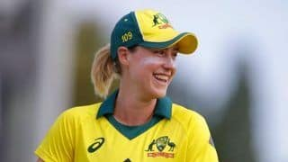 Injured Ellyse Perry Undergoes Surgery to Treat Hamstring Injury