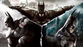 6 Batman games from Arkham and Lego series free on Epic Games Store