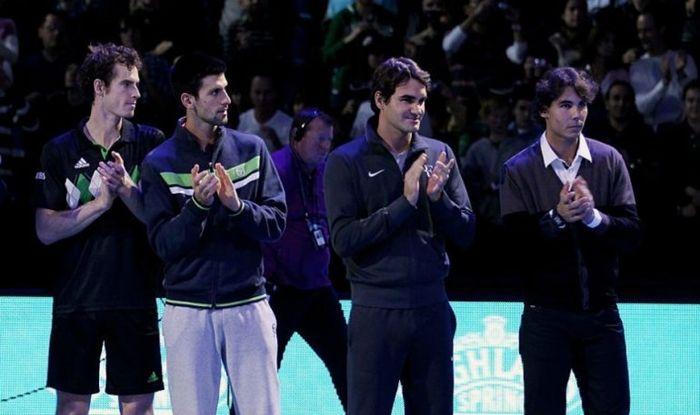 Big Four Of Tennis Roger Federer Rafael Nadal Novak Djokovic Andy Murray Confirms Participation In Inaugural
