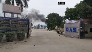 Four Injured as Gas Tank Explodes at Hindustan Petroleum Corporation Plant in Unnao