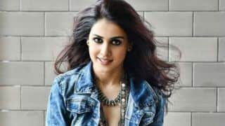 Genelia D'Souza Stuns Fans With Her Denim-on-Denim Look in Latest Photoshoot