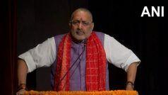 गिरिराज सिंह बोले- बिहार में अगला विधानसभा चुनाव नीतीश के नेतृत्व में लड़ा जायेगा