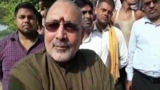 'Muslims Should Have Been Sent to Pakistan in 1947,' Giriraj Singh Points Out a 'Big Lapse' by Our Ancestors
