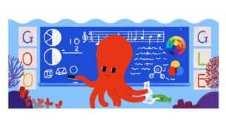 Google Doodle celebrates Teachers Day in India with an animated doodle
