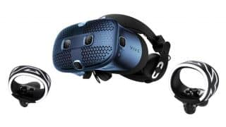 HTC Vive Cosmos VR headset unveiled in India, pre-orders to begin soon