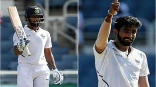 IND vs WI: Sachin Tendulkar Lauds Jasprit Bumrah, Hanuma Vihari Progress in Test Cricket After Series Win Against West Indies at Sabina Park, Jamaica