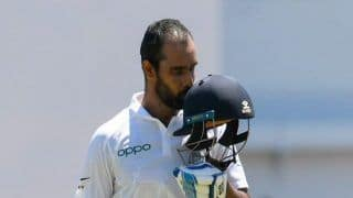 India vs West Indies 2nd Test: Hanuma Vihari Dedicates Maiden Ton to Late Father, Thanks Ishant Sharma For Helping Him Keep His Word