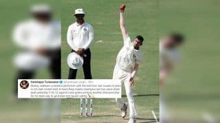 Indian Test Squad Calling: Harbhajan Singh Hails Offspinner Akshay Wakhare After Prolific Duleep Trophy Show | SEE POST