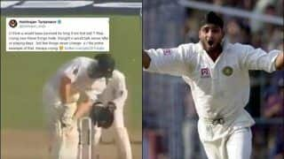 'Stop Crying Over These Things Mate': Harbhajan Singh's Response to Adam Gilchrist's DRS Excuse is Epic | SEE POSTS