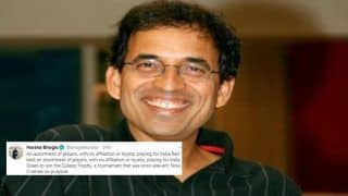 Harsha Bhogle Questions Relevance of Duleep Trophy, Says 'An Assortment of Players, With no Affiliation or Loyalty' | SEE POST