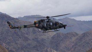 HAL ने तैयार किया ये LUH हेलिकॉप्टर, हिमालय, समुद्र और गर्म जगह में हुए ऐसे ट्रायल में पास