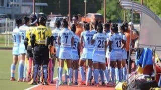 Hockey India Names 33-member Probables For Junior Women's Camp
