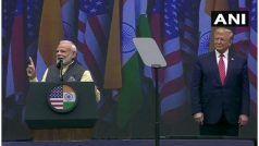 Howdy Modi Event Live: पीएम मोदी ने की अमेरिकी राष्ट्रपति की प्रशंसा, कहा- अबकी बार ट्रंप सरकार