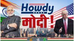 ह्यूस्टन में इतने बजे शुरू होगा PM मोदी का मेगा शो, व्हाइट हाउस से निकले राष्ट्रपति ट्रंप