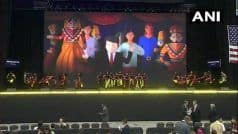 PM in Houston LIVE: 400 Artistes Gracing Event With Their Performances, Modi to Reach Shortly