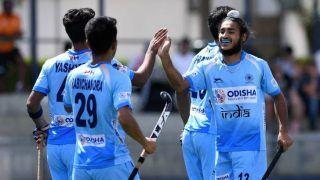 हरमनप्रीत सिंह ने दागे दो गोल; भारतीय हॉकी टीम ने स्पेन को 6-1 से हराया