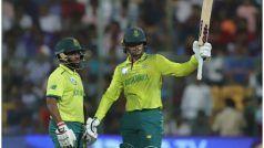 INDvSA: डिकाक ने खेली शानदार पारी, भारत को 9 विकेट से हरा दक्षिण अफ्रीका ने ड्रॉ कराई सीरीज