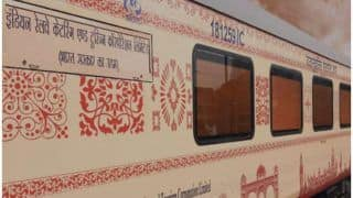Karva Chauth Special Train With Shower Cubicle, Foot Massage Cancelled. Know Why