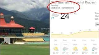 India vs South Africa 1st T20I, Dharamsala: Weather Forecast IND vs SA, Rain Chances, Squads, Timings