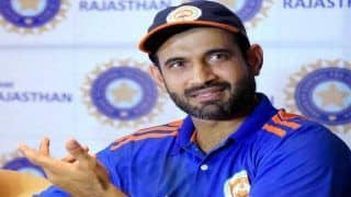J&K Cricket Team to Hold Camp in Baroda, Confirms Player-Cum-Coach Irfan Pathan