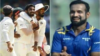 After Harbhajan Singh, Irfan Pathan Welcomes Jasprit Bumrah Into Elite Hat-Trick Club