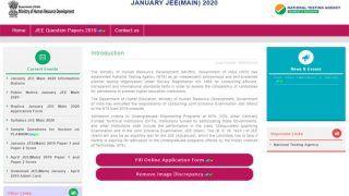 JEE Main 2020: शुरू हो गए हैं रजिस्ट्रेशन, अप्लाई करने के लिए ऐसे भरें एप्लीकेशन