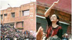 JNUSU Result 2019: चारों पदों पर वामपंथी छात्र संगठनों का कब्जा, आइशी घोष बनीं अध्यक्ष