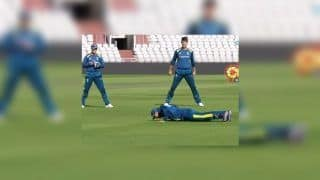 Ashes 2019: Australia Cricketers Punish Coach Justin Langer in Unique Fashion | WATCH VIDEO