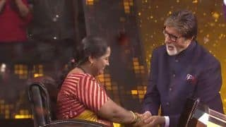 KBC 11: Lady Cook Babita Tade, Who Earns Rs 1,500 Per Month, Becomes The Second Crorepati - Watch