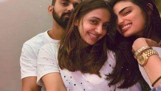 KL Rahul's Sweet Birthday Wish For 'BFF' Akansha Ranjan Kapoor Cannot be Missed
