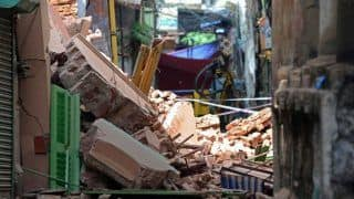Three More Buildings Collapse Due to Kolkata East West Metro Work; Bengal Government, Railways Promise Houses as Compensation