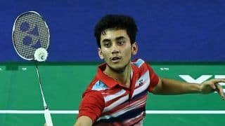 Lakshya Sen Wins Belgian International Badminton Title; Defeats Second Seed Victor Svendsen of Denmark in Straight Sets 21-14 21-15