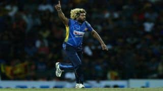 Sri Lanka vs New Zealand: Lasith Malinga Pips Wasim Akram to Create World Record With Second T20I Hat-Trick, Becomes First-Ever Bowler to Complete 100 Wickets in Shorter Format
