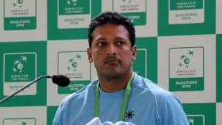 Not Sure if Players Want To Play in Pakistan: Mahesh Bhupathi